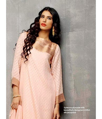 Ready to Wear Eid Collection 2014 by Alkaram
