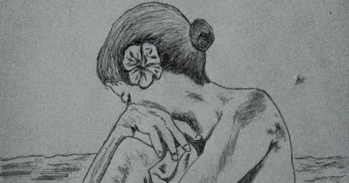 Dolori nella parte giusta sotto un orlo e un dorso