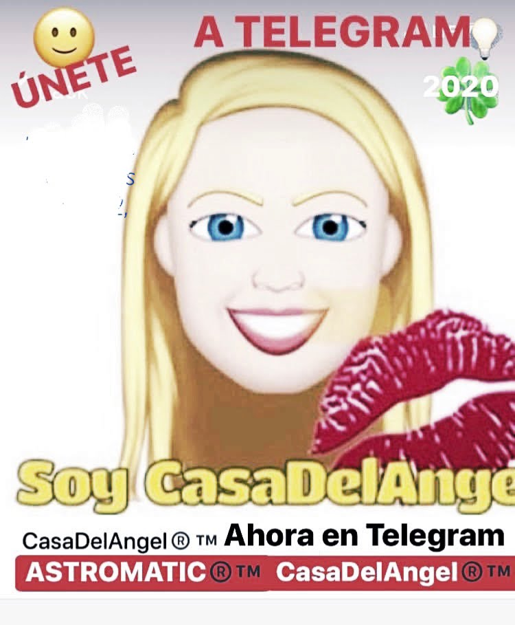 TELEGRAM Casa Del Angel