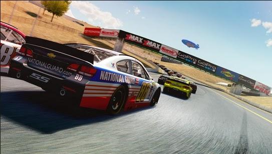 Gameplay NASCAR '14 Free