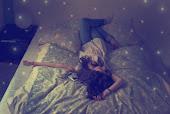 Cuando se va el sol y llega la hora de dormir .. me olvido de todo MENOS DE TI