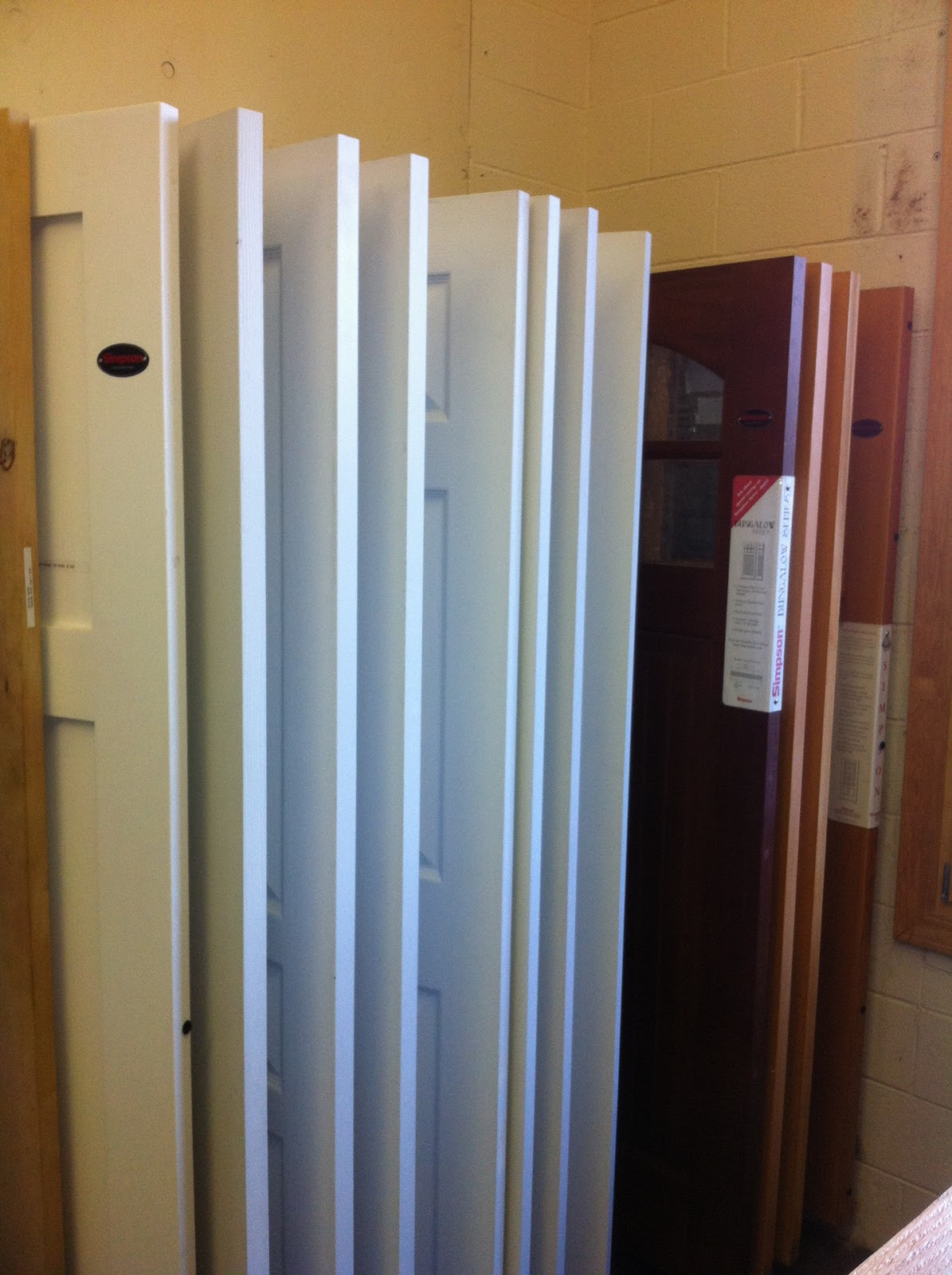 Interior And Exterior Door Displays Recently Updated Ot