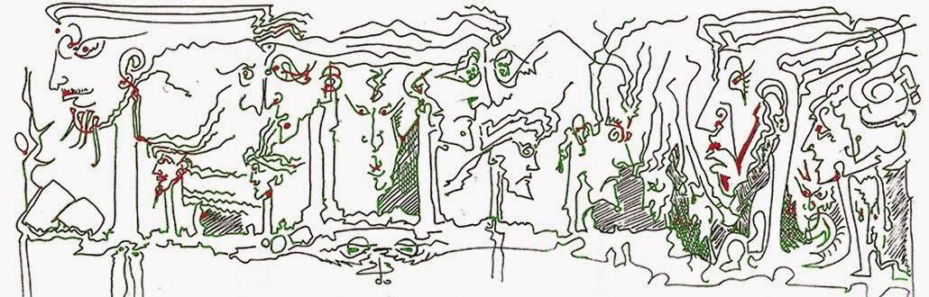 Diccionario de objetos mitológicos