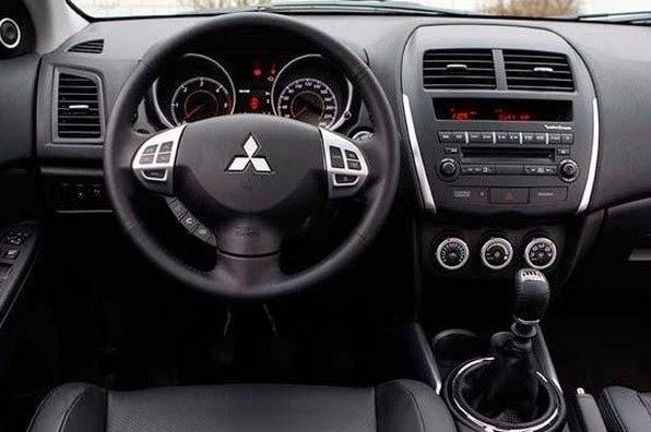 2015 Mitsubishi ASX Release Date
