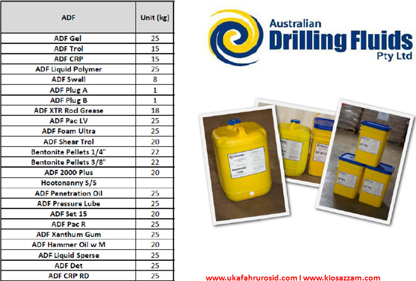 Drilling   Fluid - Agen Resmi Australian Drilling Fluid di Indonesia