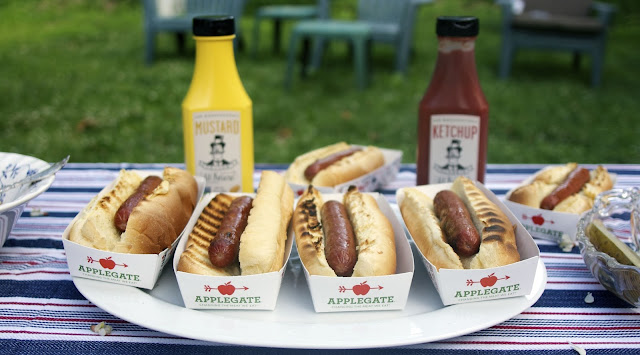 hot dogs: simplelivingeating.com