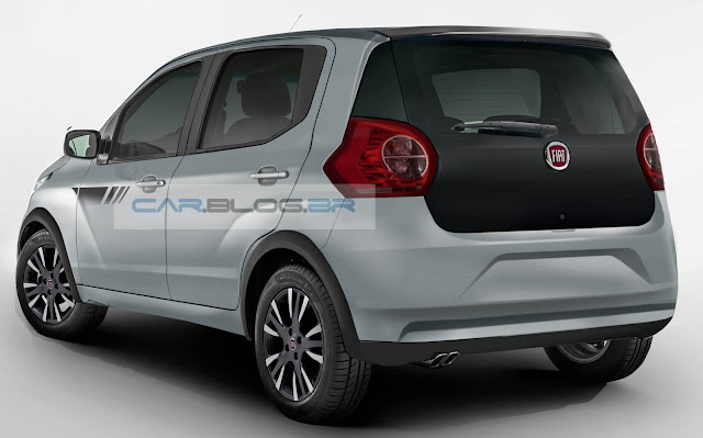 Novo Fiat X1H Sporting