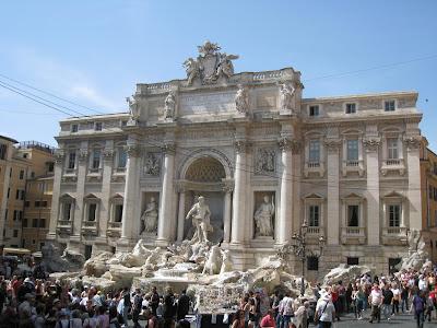 The-Trevi-Fountain-Rome-Italy