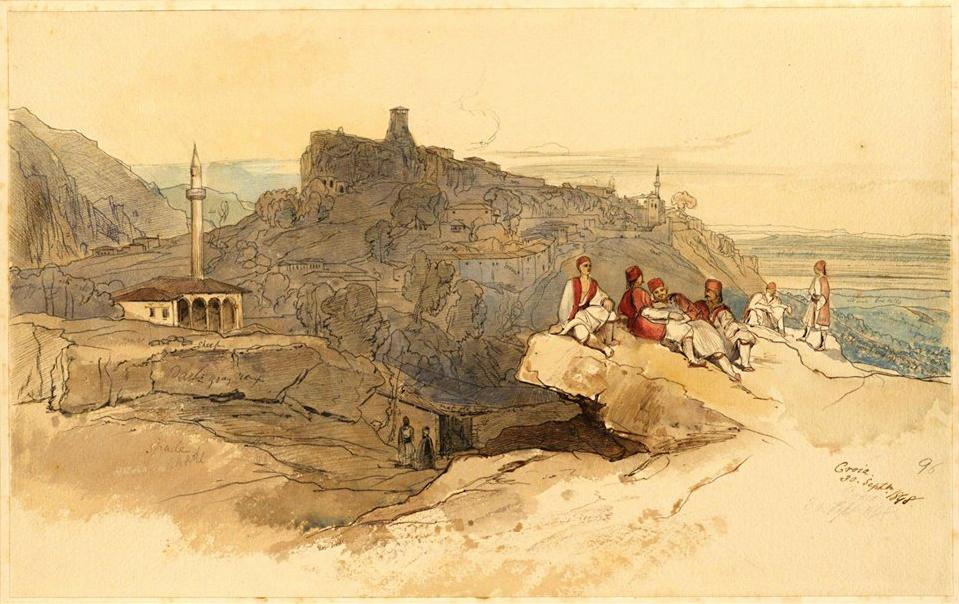 Κρούγια-Γκεκαριά(1848)