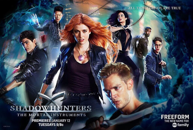Póster Shadowhunters