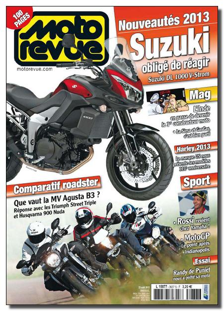 Moto Revue N°3937 - 23 Aout au 05 Septembre 2012 [Lien Direct]