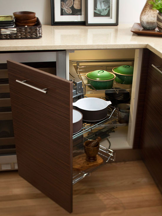 My favorite kitchen storage design ideas driven by decor for Cabinet storage ideas kitchen