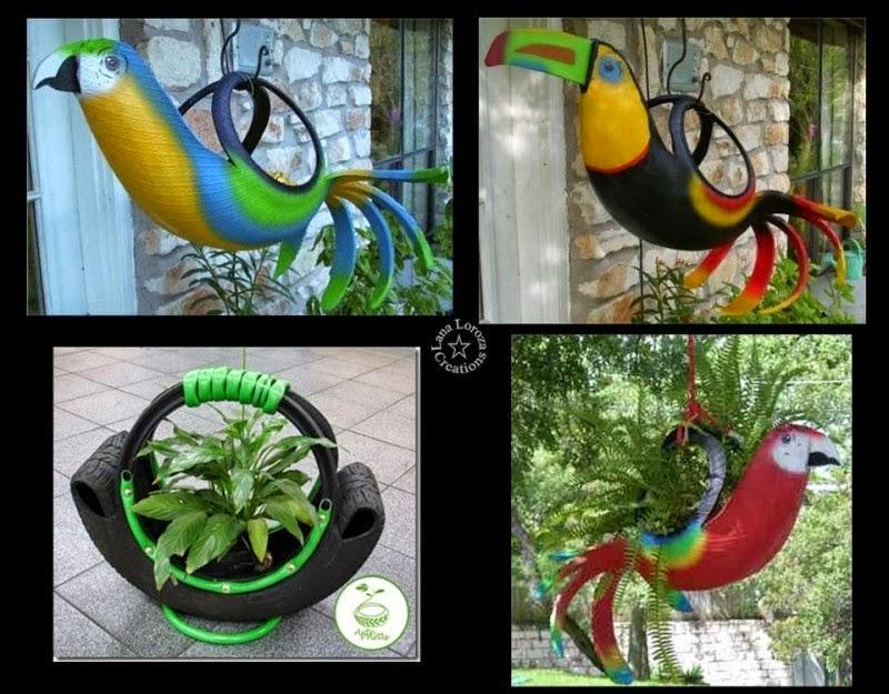 Kreatif 9 DIY Idea Kreatif Kitar Semula Tayar Terpakai  : Tayar2B8 from mediaterjah.com size 800 x 625 jpeg 120kB