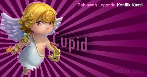 Cupid - Pahlawan Legenda - Konflik Kastil