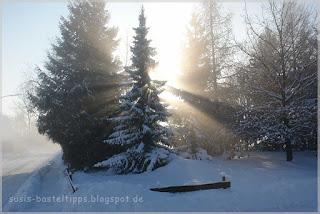coburg glend im schnee