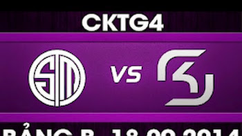 CK Thế Giới 2014 - Bảng B, TSM vs SK