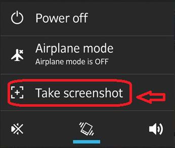 Cara Mengambil ScreenShot Layar di Android