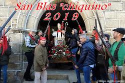 "SAN BLAS ""CHIQUINO"" 2019"