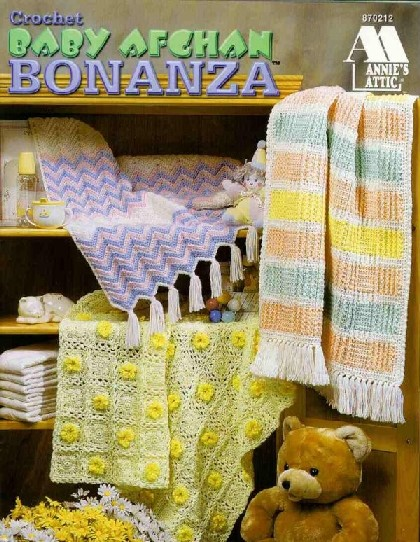 Free Crochet Afghan Patterns - Barb's Just Crochet