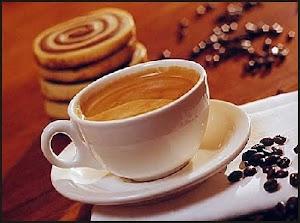 Visitem a titi para tomar um cafézinho...