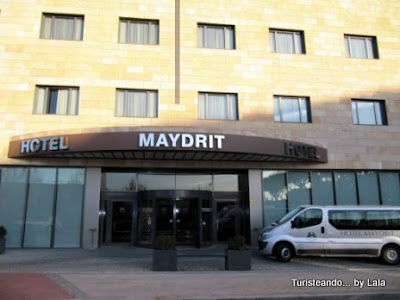 hotel maydrit madrid