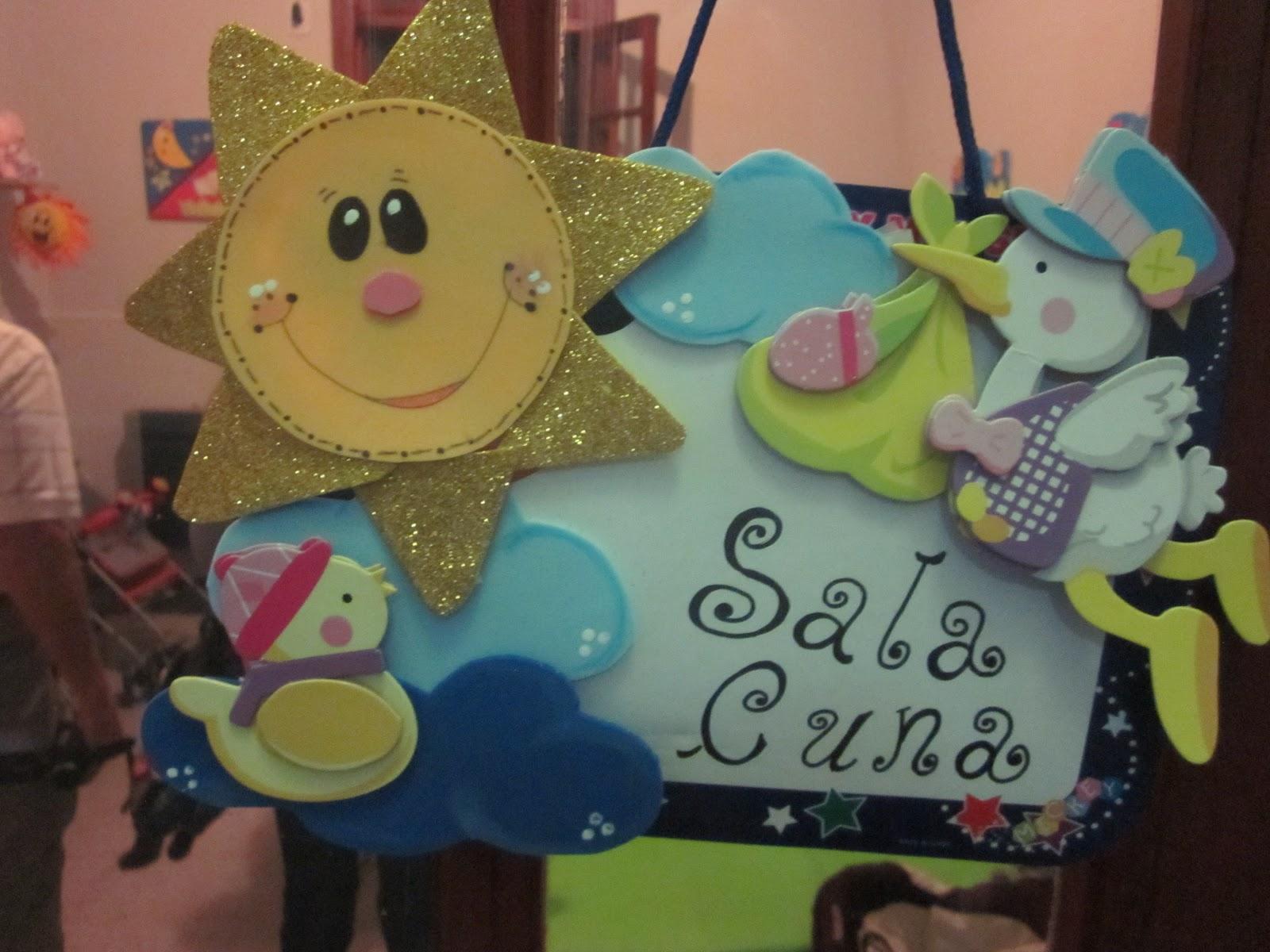 Jard n maternal creciendo kids salas for Decoracion jardin maternal