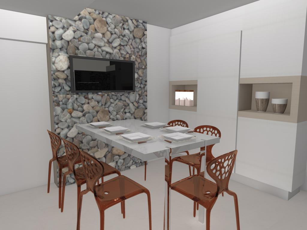 Projetos de Interiores Residenciais Cozinha e Áreas de Serviço 2 #653E2E 1024 768