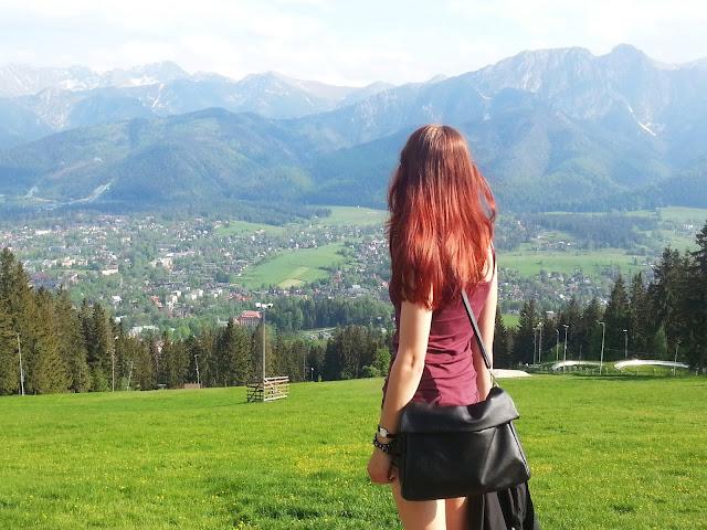 Fotorelacja z pobytu w górach.