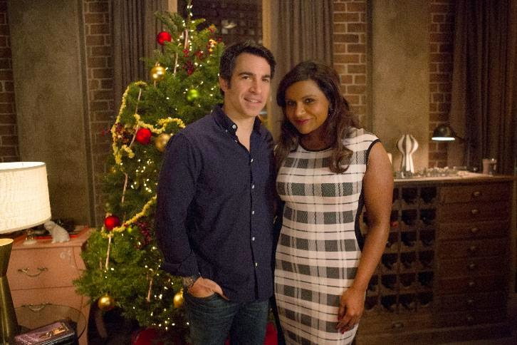 The Mindy Project - Episode 3.11 - Christmas - Promotional Photos
