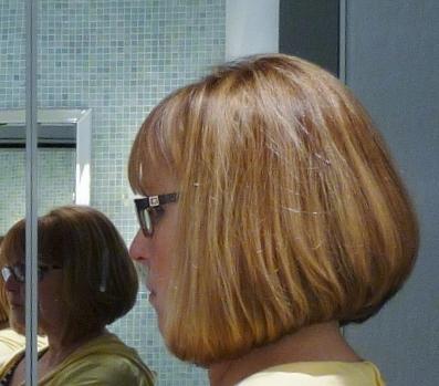 how to keep hair shiny