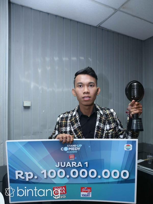 Cemen Juara Stand Up Comedy Academy Indosiar