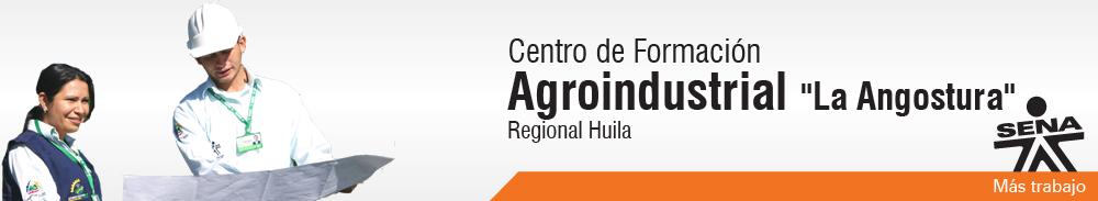 CENTRO DE FORMACION AGROINDUSTRIAL