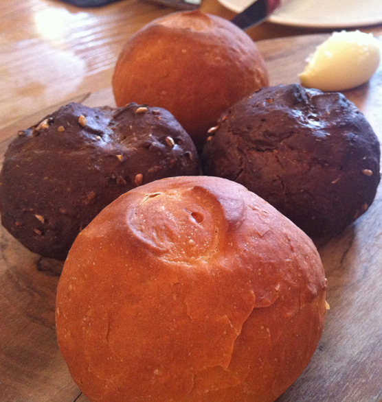 Simon Rogan's Great British Menu - Bread Rolls