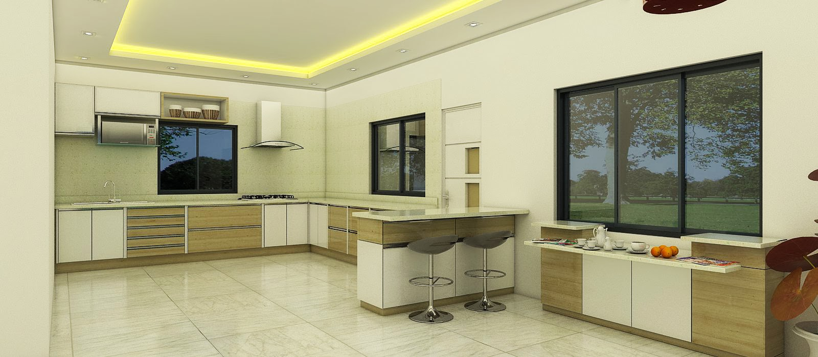 Interior Designers In Hyderabad Kitchen