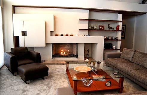 3 ديكورات و اثاث غرف المعيشة الحديثة