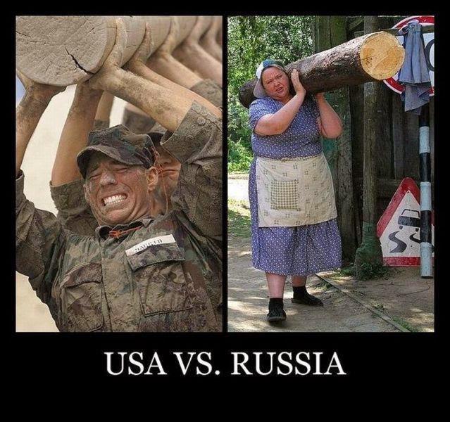 SUA si Russia