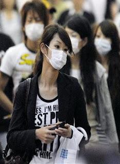 Masker vs Volusi Udara