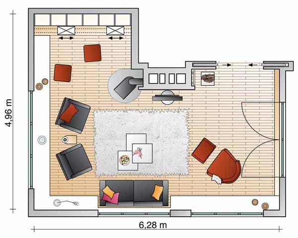 Design Layout Of Room living room layout planner - home design