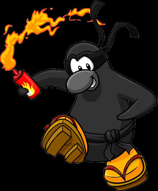 Warriors Fire And Ice Episode 4: Les Astuces ,Secret, Code Sur Club Penguin ! Novembre
