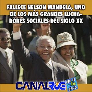 NELSON MANDELA Q.E.P.D.