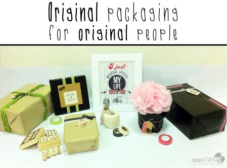 original packaging for original people
