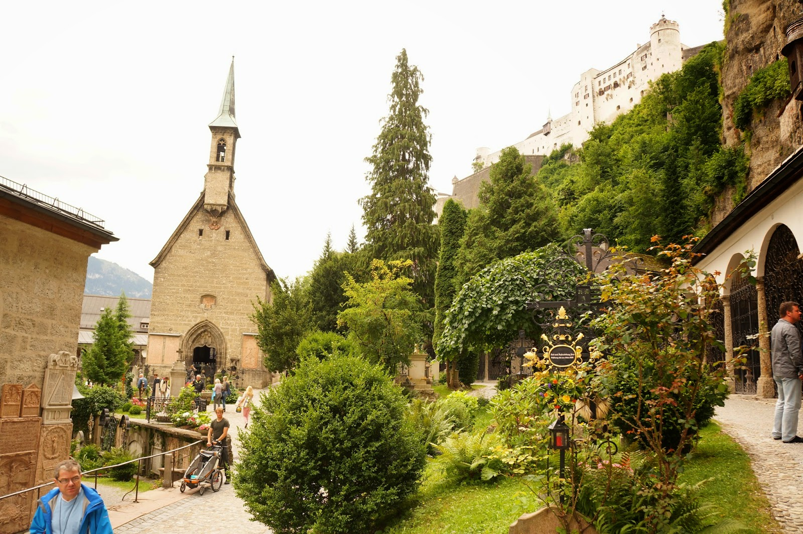 Кладбище-Зальцбурга