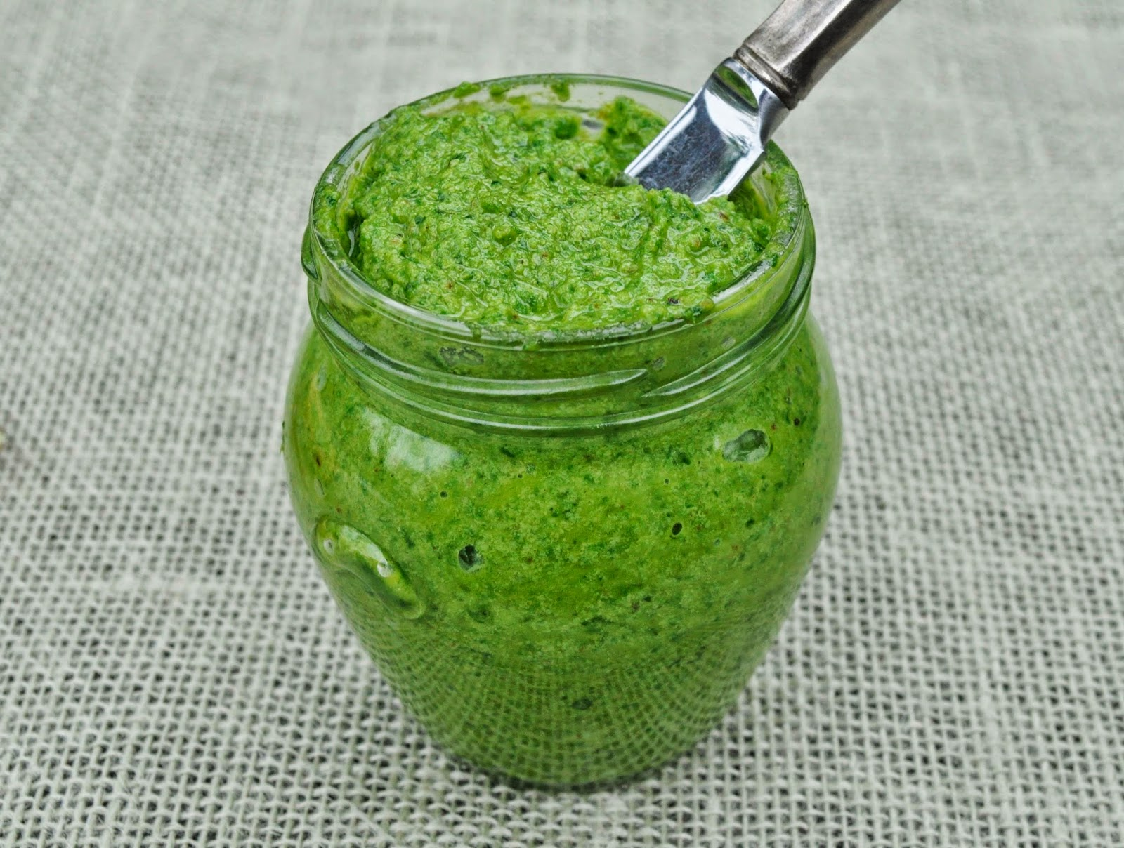 Ramp Pesto Recipe — Dishmaps