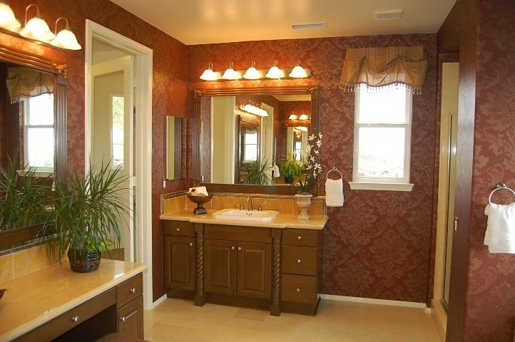 Wall Paint Ideas For Bathrooms