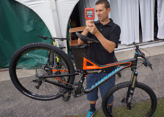 Peso Stumpjumper FSR Expert EVO Carbon 29er