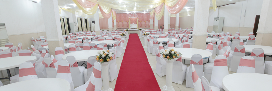 Etal Hotels Apapa hall