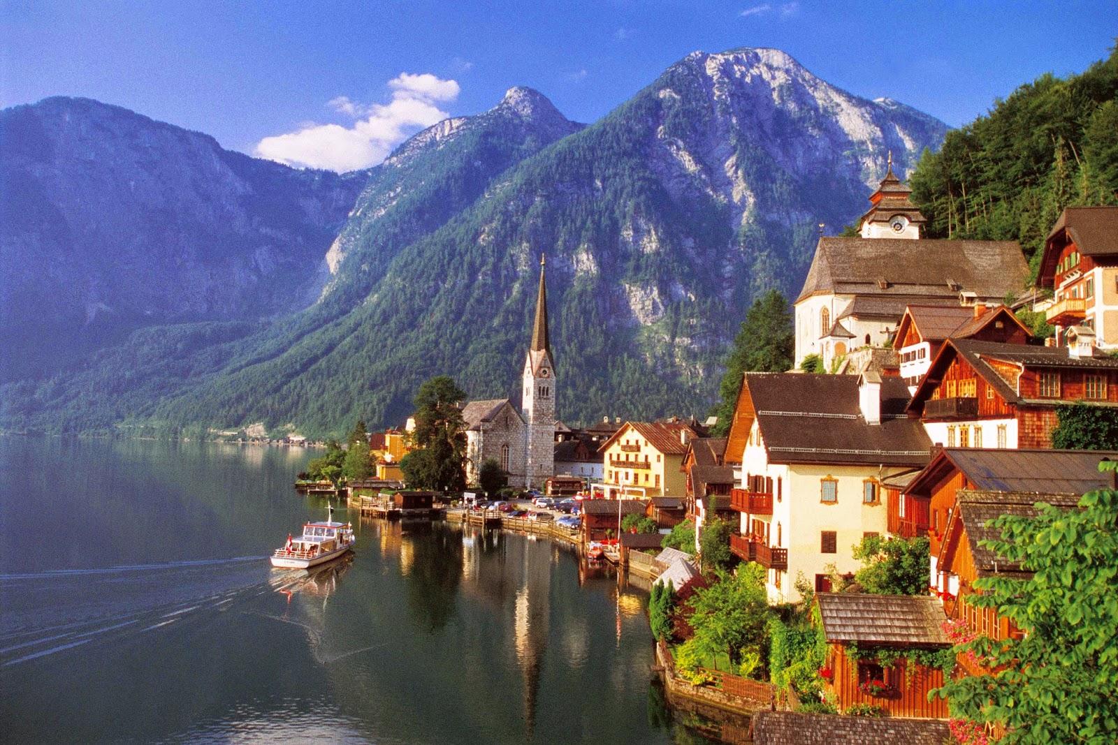 أجمل الأماكن السياحية للعوائل في النمسا