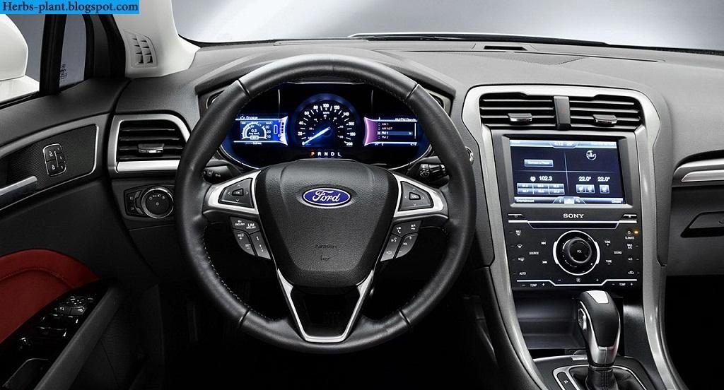 Ford mondeo car 2013 dashboard - صور تابلوه سيارة فورد مونديو 2013