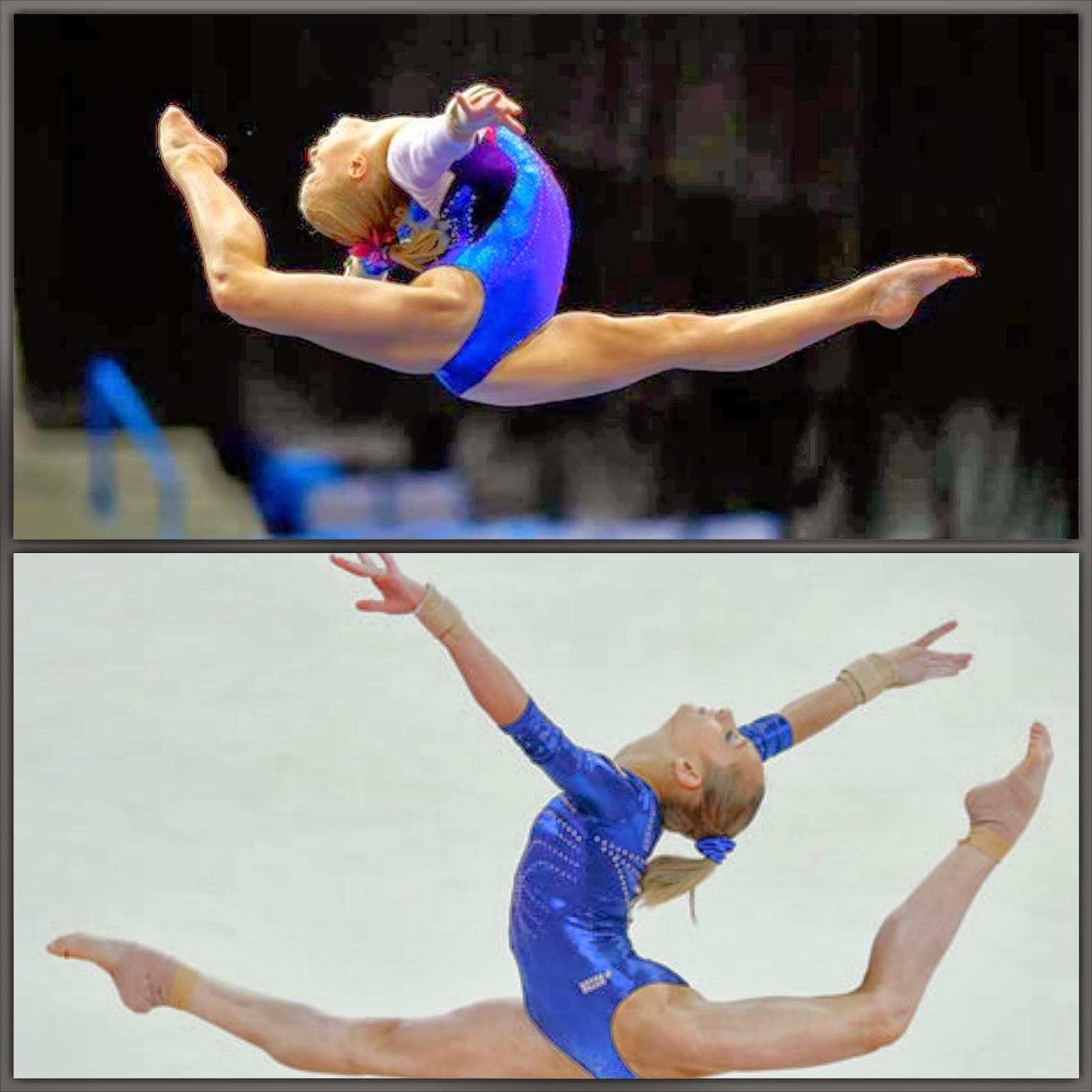 Svetlana Khorkina and Oleg Kochnov: family and interesting facts