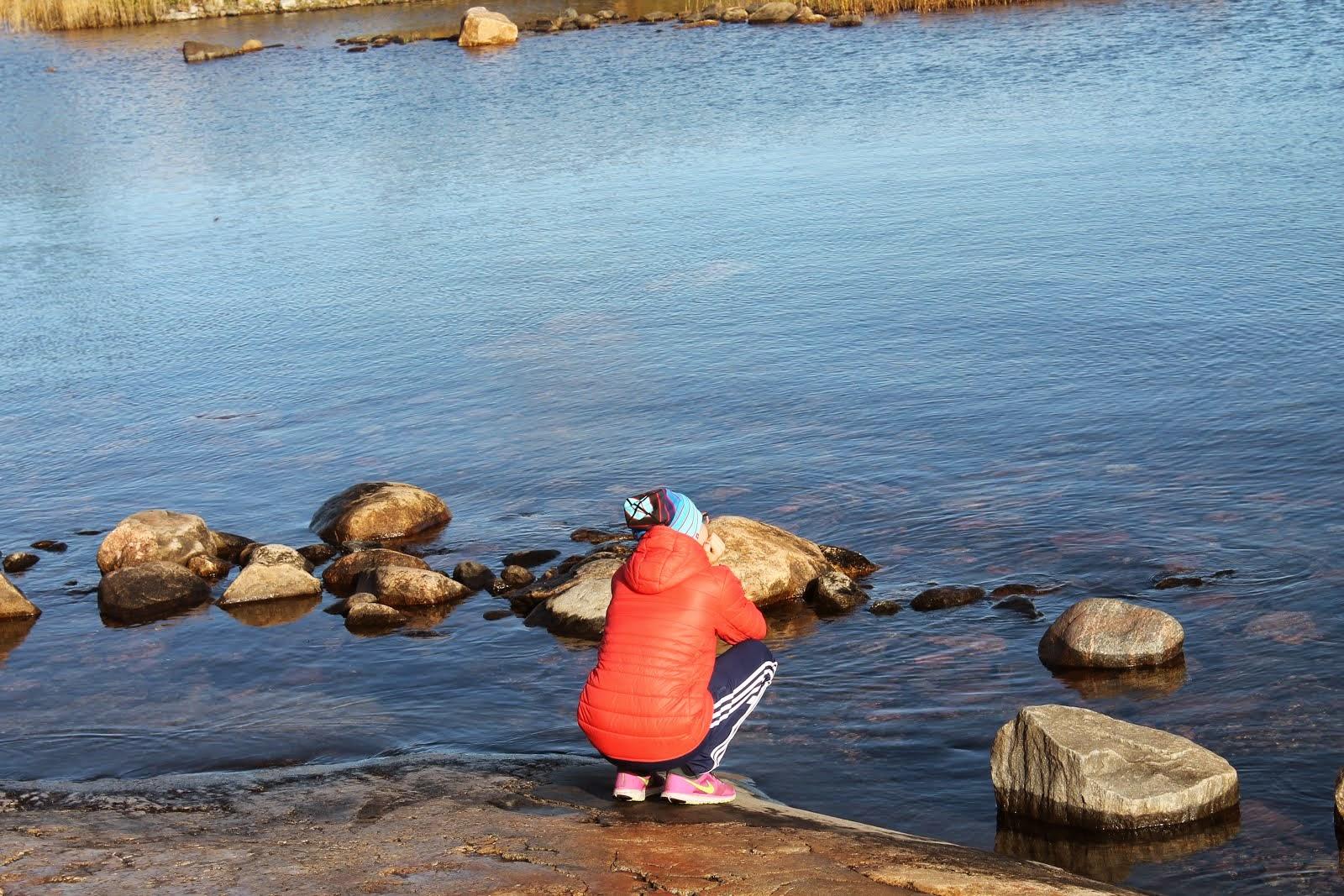 Havet och dotra ;)